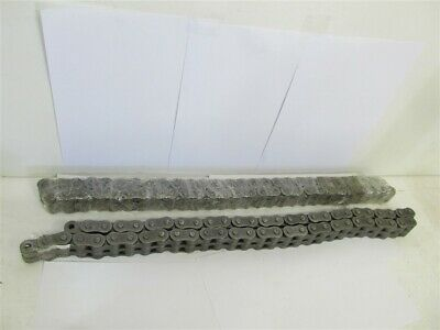 """Renold BL800, Double Chain - 57"""" - 1 lot of 2 chains"""
