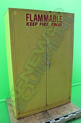 Se-Cur-All A145 45-Gallon Flammable Liquid Safety Cabinet