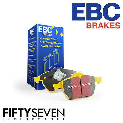 EBC Yellowstuff Rear Brake Pads Ford Focus Mk2 ST 225 (DP41749R)