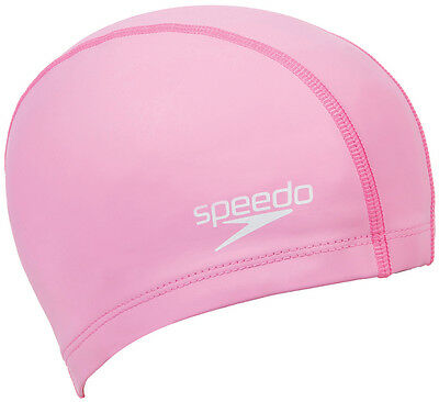 Speedo Ultra Pace Cap Silicone  Pink