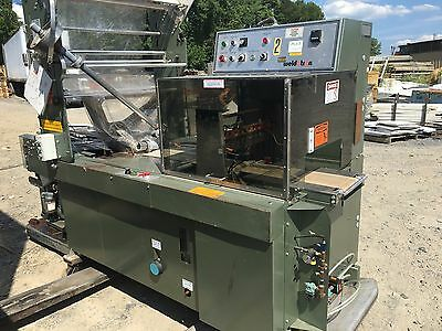 Used Weldotron 1602 Horizontal Flow Through Wrapper / Sealer
