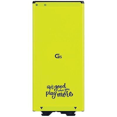 New BL-42D1F Replacement 3.8V 2800 mAh Rechargeable Li-Ion Battery for LG G5 G 5