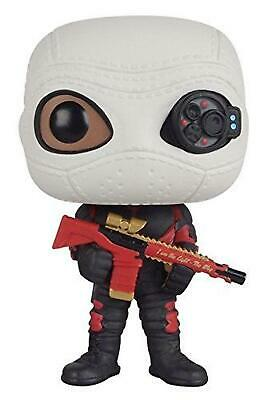 Suicide Squad: Deadshot (Masked) Pop! Vinyl Figure - FunKo Free Shipping!