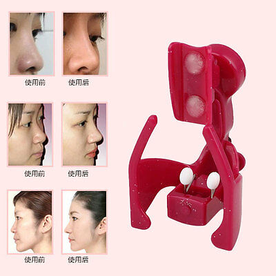 Metal Nose Up Lifting Clip Bridge Clipper Shaper Beauty Tool No Pain Set