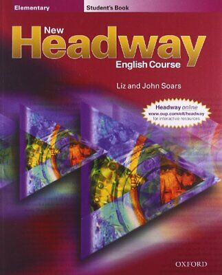 New Headway: Elementary: Student's Book: Stu... by Soars, Liz and John Paperback