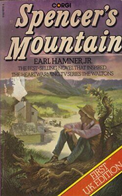 Spencer's Mountain by Hamner, Earl Paperback Book The Cheap Fast Free Post