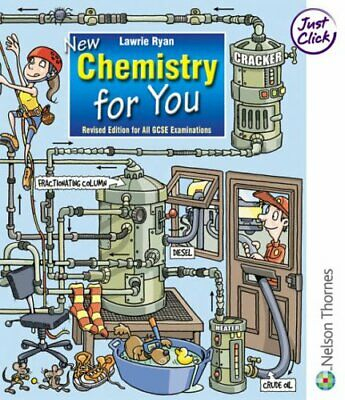 New Chemistry for You: Student's Book: For All GCSE... by Ryan, Lawrie Paperback