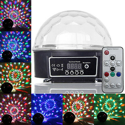Remote Controller Mini LED Stage Disco Lighting Laser Projector DJ Party Lights