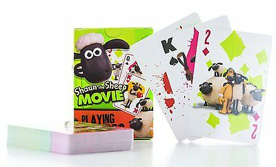 Shaun the Sheep Movie - Picture Playing Cards