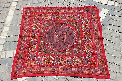 Antique Original Perfet Handmade Persian Full Textile