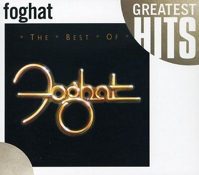 Foghat - Best of [New CD]