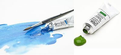 Winsor & Newton Designers Gouache 14ml Tubes Blue/Green Buy 5 add 6th for free