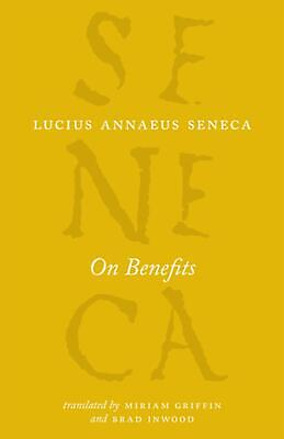 On Benefits by Lucius Annaeus Seneca (English) Paperback Book Free Shipping!