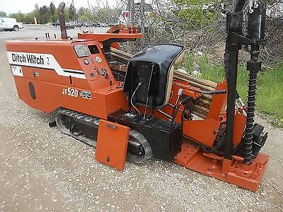 1999 Ditch Witch Jt520   Directional Drill, Boring, Hdd