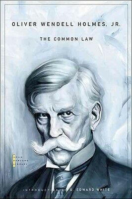 The Common Law by Oliver Wendell Jr. Holmes Paperback Book (English)