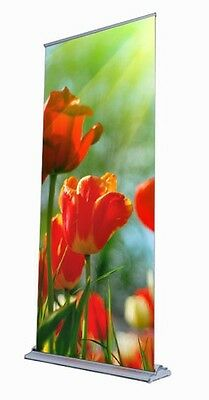 """Banner Stand - 36"""" x 92"""" - With Printed Graphic! - Buy NOW!!!"""