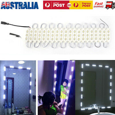 10 FEET LED Light Strip For Cosmetic Makeup Dressing Mirror Vanity Lighted White