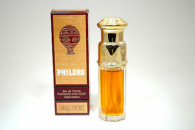 Nina Ricci Phileas Eau De Toilette Vintage 30 Ml Spray