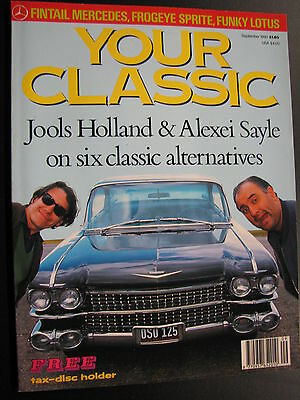 Magazine Your Classic Issue September 1990 (English) (JS)