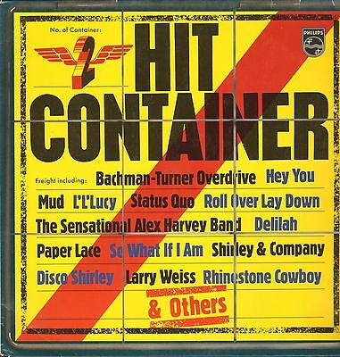 VA - Hit Container 2       LP       VG++