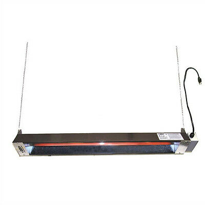 Fostoria Quartz Infrared 1500 Watt Ceiling Mount Electric Infrared Heater