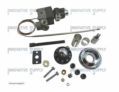Robertshaw BJWA 4350-028 Commercial Gas Griddle Thermostat Replacement Kit - NEW