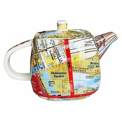 NEW Make Me Iconic Iconic Directions Teapot