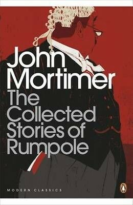 Collected Stories of Rumpole by John Mortimer Paperback Book (English)