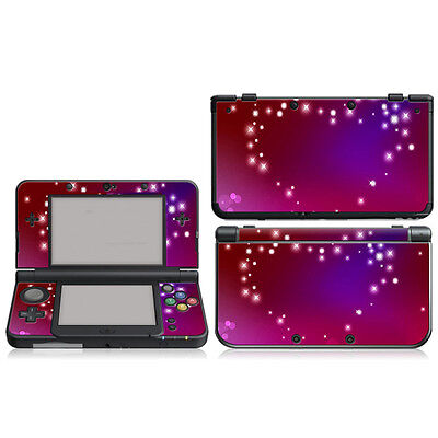 0036# Cartoon Pattern Cover Case Skin Sticker Decals For Nintendo NEW 3DS