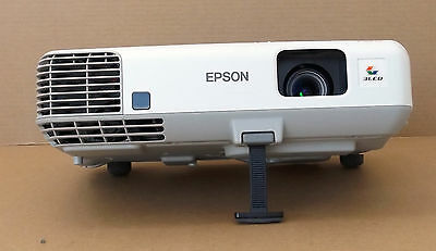 Epson Eb-X11 Projector Low Hours Beamer Portable Cheap Home Cinema Office School