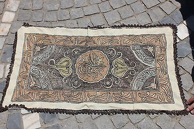Antique Original Perfect Cotton  And Sim Decorated Ottoman Islamic Textile