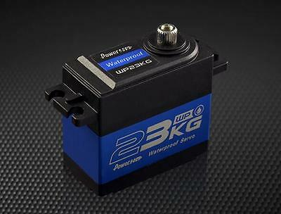 Power HD WP-23KG Waterproof Digital High Torque 23kg Servo Savox 1256