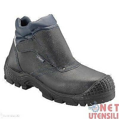 Safety Shoes S3 Cofra Welder High Per Welders Weld With Laces