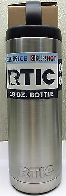 RTIC 18 oz Stainless Steel Bottle SHIPS SAME DAY