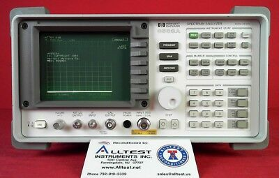 HP 8563A Agilent 8563A Spectrum Analyzer, 9 kHz to 22GHz   Fully Tested, Guarant