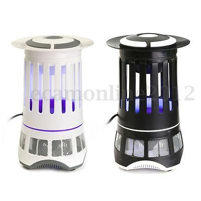Electric UV Mosquito Bug Zapper Fly Insects Moth Killer Catcher Trap Night Lamp