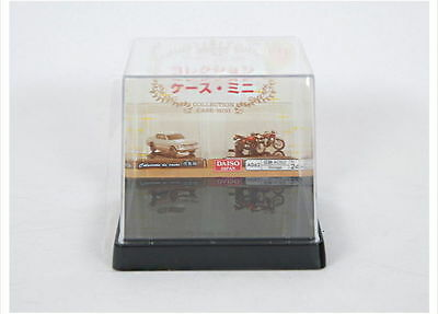 """3.5"""" Collectible Figure Collection Protective Case for Lego Clear Box Japan"""