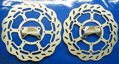 SET brake disc with Adaptor 320mm Yamaha  XTZ 750 wl