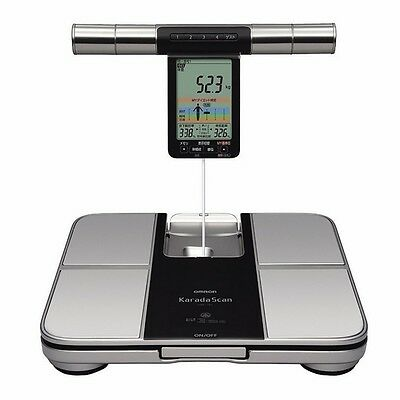 New Omron HBF-701 Body Composition Monitor -With BMI & Resting Metabolism Body