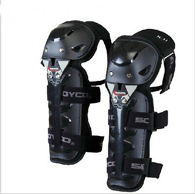 Motorcycle Knee Armor Cycling Guard Moto Protection Kneepad Scoyco Free Size