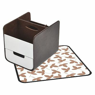 NEW b.box Nappy Caddy, Choc Chip