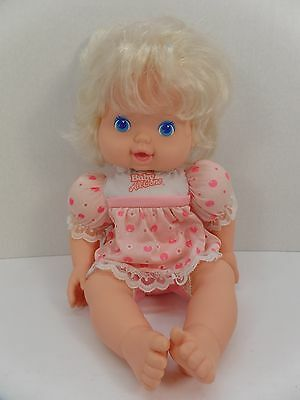 Retro 1991 Kenner Baby All Gone Doll