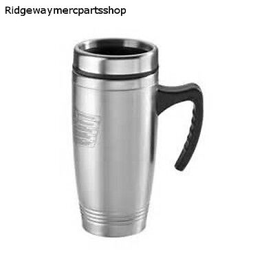New Boxed Genuine Mercedes-Benz Stainless Steel Thermos Mug B67870654 Great gift