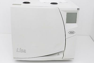 W&H Lisa 517 Dental Sterilisator Autoklav Steri Bj 2005 TOP