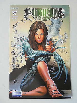 1x Comic - Witchblade - Neue Serie - Nr.40 - Top Cow - Infinity - Z.0-1/1