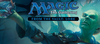 From the Vault: Lore : Magic The Gathering