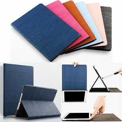 Flip Leather Stand Smart Magnetic Case Cover Slim for Apple iPad Mini 2 3 4 Air