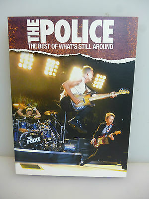 Police-The Best Of What's Still Around. 2007/2003/1982-Dvd Digipack-New.sealed.