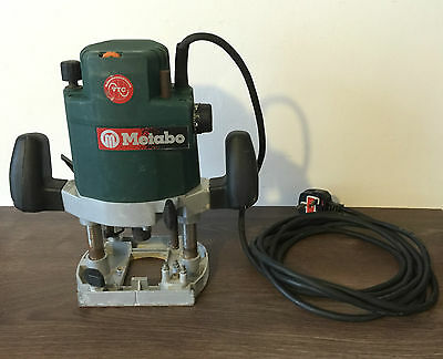 """Metabo OfE 1812 1/2"""" Router 1800W  240v  ***30 days GUARANTEE ***"""