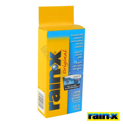 Rain-X Original Windscreen Water Repellent - Lets You See Clearly 103ml